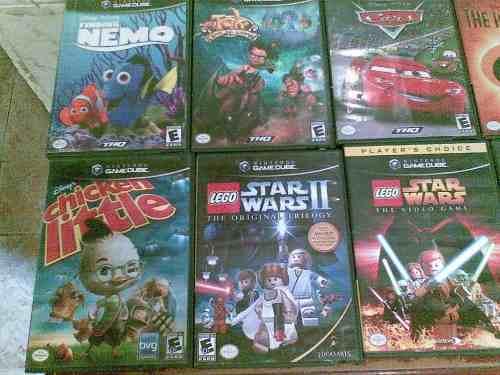 Juegos Originales De Game Cube