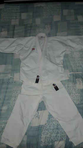 Kimono De Judo Talla 2, Marca Bushido.