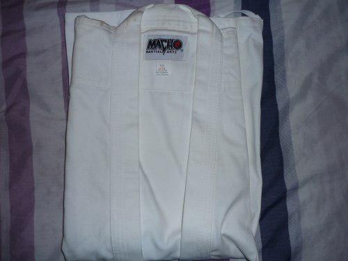 Kimono De Karate Marca Macho Martial Art..