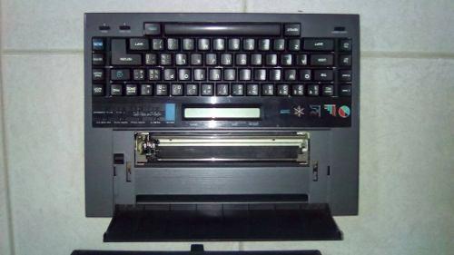 Maquina De Escribir Electrica Panasonic