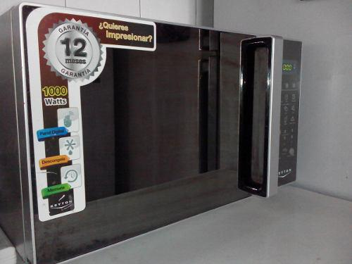 Microondas Keyton Tipo Espejo 1000 Watts
