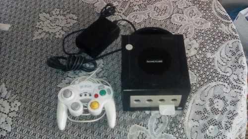 Nintendo Game Cube (le Falta Cable De Video) Operativo