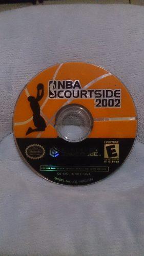 Oferta! Nba Courtside  Gamecube Compatible Con Wii!