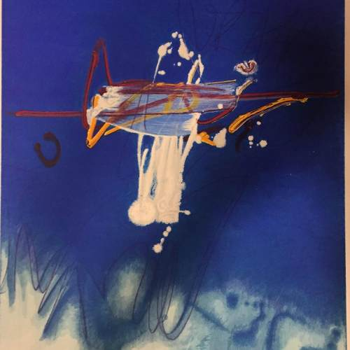 Serigrafia Del Chino Hung