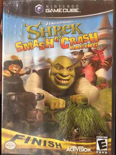 Shrek Para Gamecube Y Wii