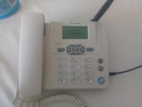 Telefono Fijo Inalambrico Movistar Huawei Ets3125i Sin Linea