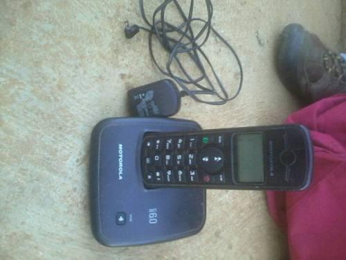 Telefono Inalambrico Motorola Dect 6.0 Linea (cantv)
