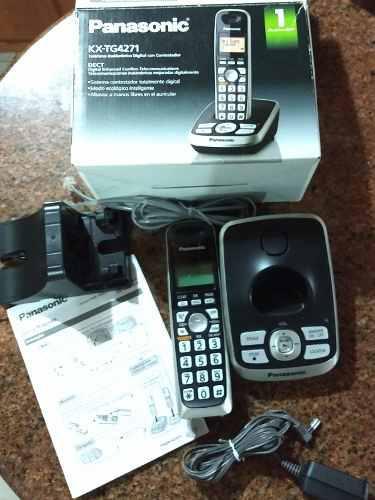 Telefono Inalambrico Panasonic Kx-tg4271 Con Contestadora