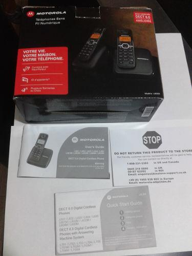 Teléfono Inalambrico Motorola L602m Dect. 6. 0