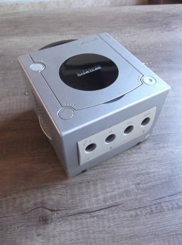 Vendo Nintendo Game Cube Para Repuesto Lector Dañado