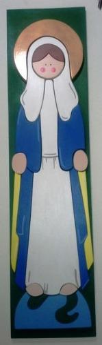 Virgenes Y Santos En Mdf Virgen De La Milagrosa Y Mas