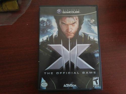 X-men, Físico, Juego De Gamecube, Venta O Cambio.