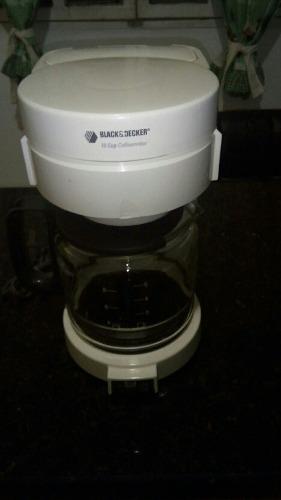 Cafetera Black Decker