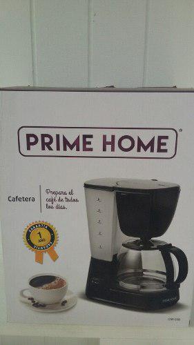 Cafetera Eléctrica Prime Home