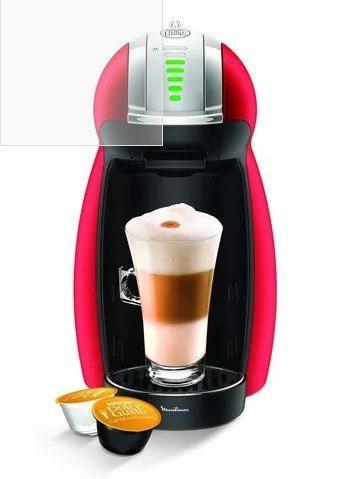 Cafetera Nescafe Dolce Gusto Genio 2 Roja