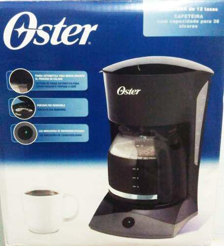 Cafetera Oster 12 Tazas Original