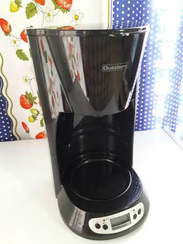 Cafetera Programable Guttlem 12 Tazas