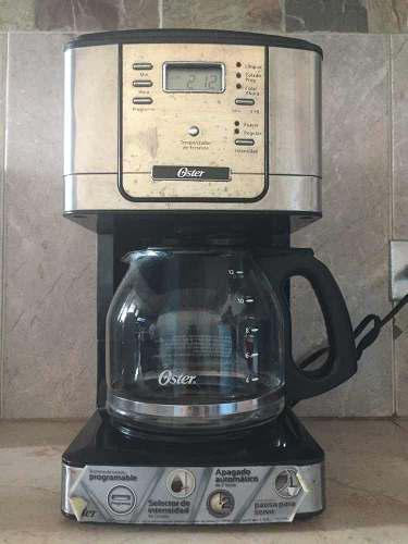 Cafetera Programable Oster