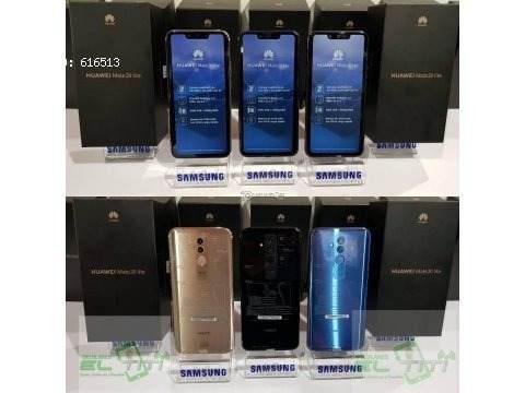 Celular Huawei Mate 20 Lite 4gb 64gb Dual Sim (350trump)