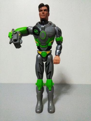 Figuras De Acción Max Steel (originales)