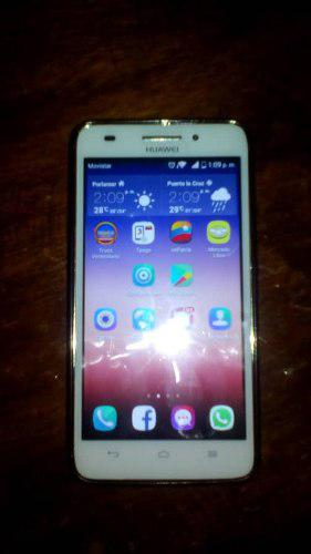 Huawei Ascend G620s Movistar 4g Lte