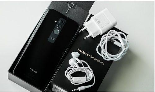 Huawei Mate 20 Lite (tienda Fisica)