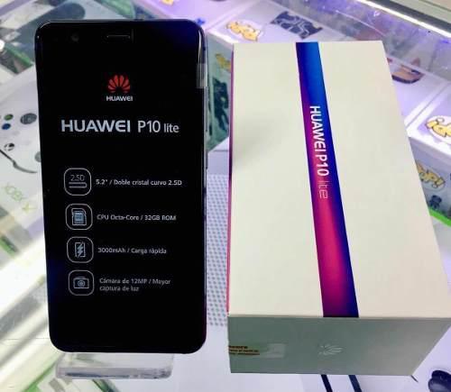 Huawei P10 Lite 32 Gb Totalmente Nuevo