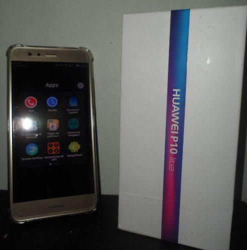Huawei P10 Lite Dorado (220 Trump)