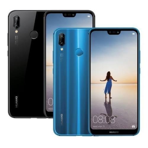 Huawei P20 Lite 32gb 4gb Ram 4g Lte 8 Nucleo 4camaras Huella
