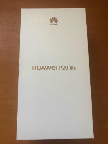 Huawei P20 Lite 64gb 4gb Ram Nuevo