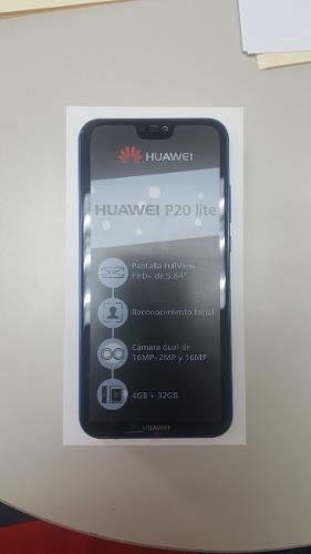 Huawei P20 Lite, Doble Sim De 32 Gb De Memoria Y 4 Gb De Ram