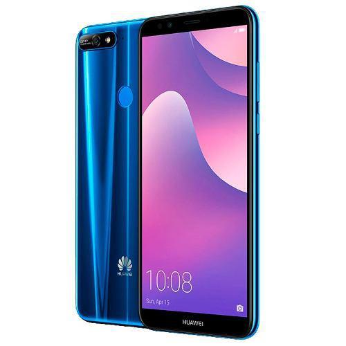 Huawei Y7 2018 2gb 16gb 18mp Dual Sim Sensor Huella Bagc