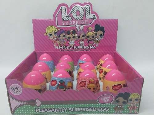 Huevos Sorpresas Lol, Pj Mask, Dinosaurio