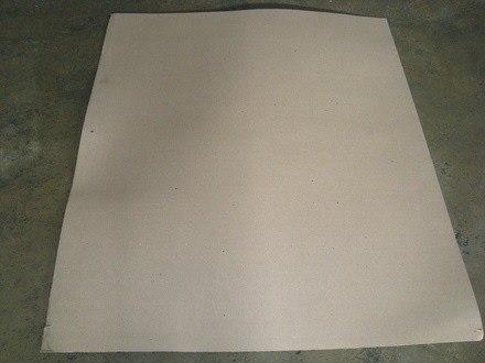 Lamina De Carton Calibre 22 Aproxi 75cm X 95cm