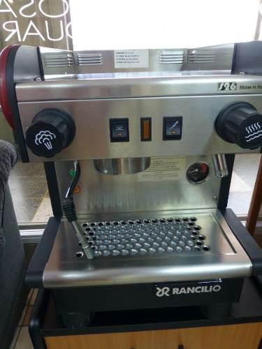 Maquina De Cafe Rancilio De 1 Grupo S-26 Como Nueva 110 V