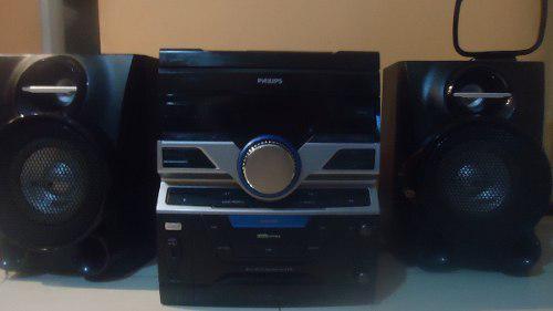 Minicomponente Philips En Perfectas Condiciones
