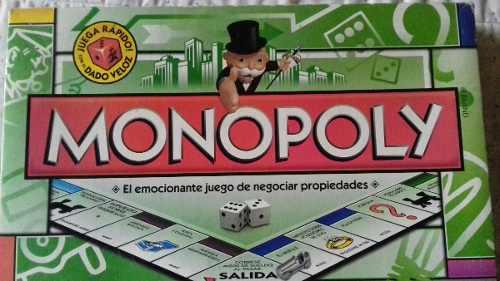 Monopolio De Luxe Original Hasbro Remato