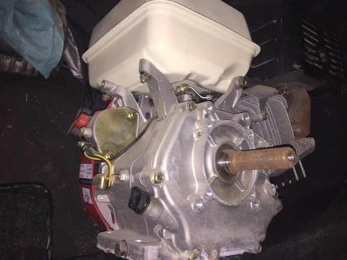 Motor A Gasolina De 11 Caballos