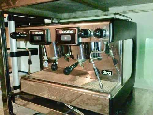 Máquina De Café Casadio