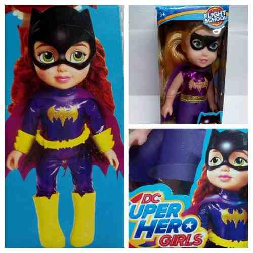 Muñeca Batgirl Batichica Novia Batman Regalo Niña Calidad