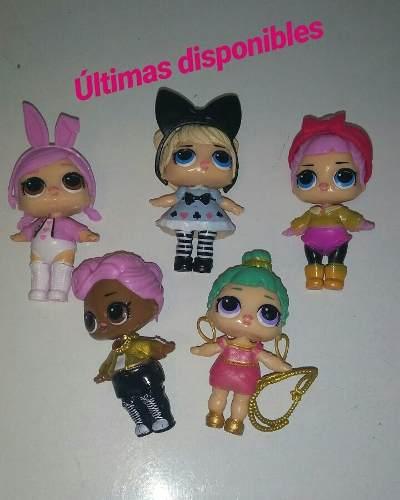 Muñecas Lol Surprise 8cm-9cm Por Unidad