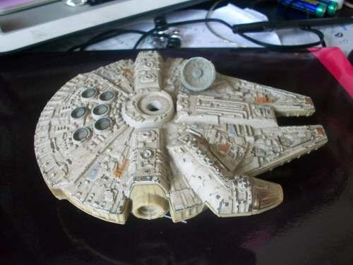Nave Star Wars Halcon Millenario  Original