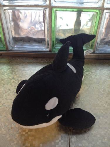 Peluche Orca Shamu Original