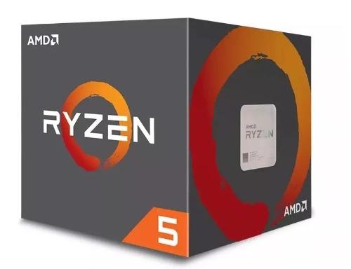 Procesador Amd 2da Generación Ryzen x