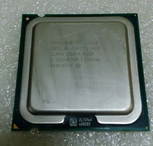 Procesador Core 2 Duo E De 2.33 Ghz