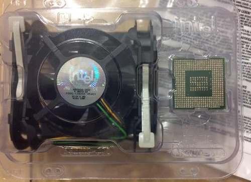 Procesador Intel Celeron 2ghz/ Con Fan Cooler
