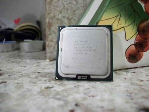 Procesador Intel Pentium D ghz Socket 775 Sl9d9