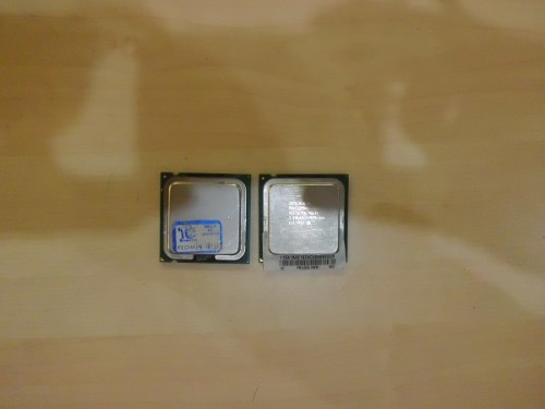 Procesador Pentium 4 De 3.20 Ghz/ 1 M/  A, Socket 775