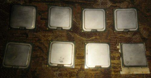 Procesadores Intel Pentiun 4 3.0 Y 2.66 Ghz