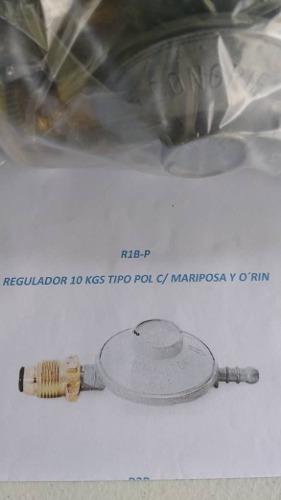 Regulador De Gas Para Bombona